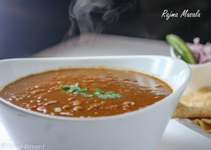 Rajma Masala_foodfilment